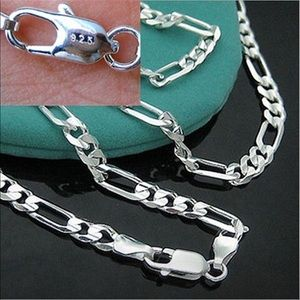 """Sterling Silver 16"""" Chain"""